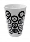 icon porcelánový hrnek