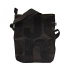 čtvercová černá taška černá sametová