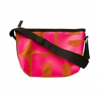 podlouhlá oranžová taška růžová