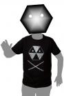 toxique pirate men's t-shirt